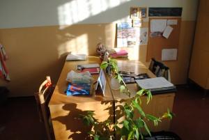 2 lærerarbeidsplasser