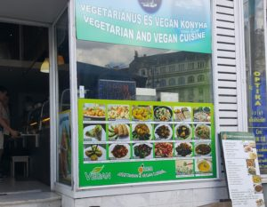 96zen - vegan restaurants in Budapest