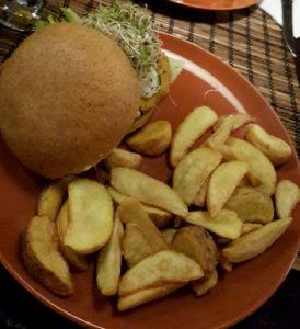 Kozmosz vegan restaurant - vegan restaurants in Budapest